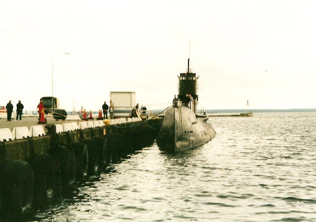 кемерово подводная лодка